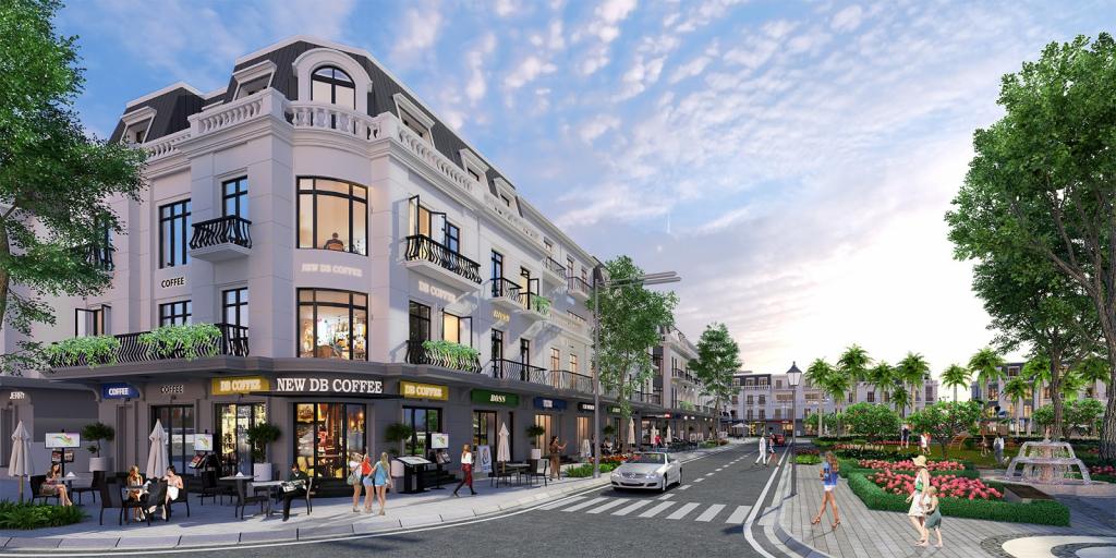 Dự án Vincom shophouse Thanh Hóa của Vingroup