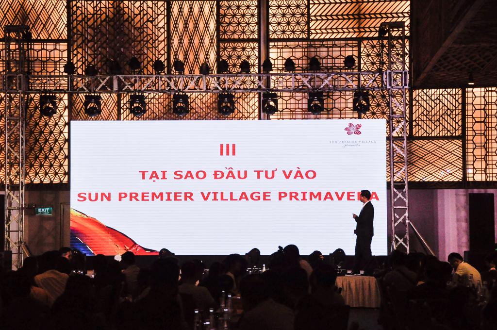 Ông Hoàng Đức Dũng phân tích tiềm năng dự án Sun Premier Village Primavera