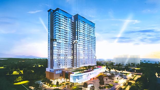 Du lịch Đà Nẵng phát triển tạo nên mảnh đất màu mỡ cho khách sạn và condotel