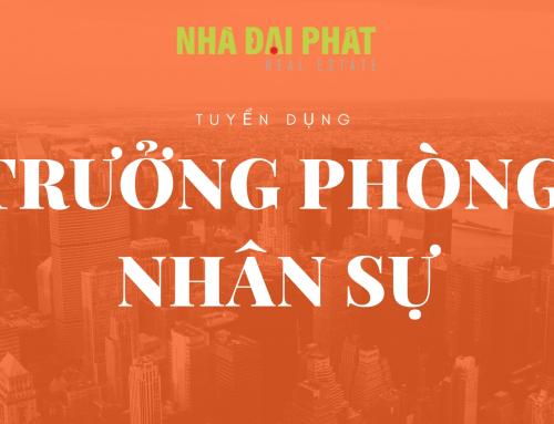 TRƯỞNG PHÒNG NHÂN SỰ