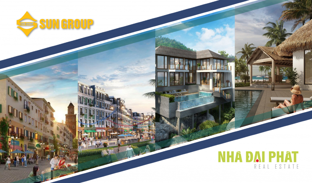 Hiện, Nhà Đại Phát vinh dự được đồng hành cùng tập đoàn Sun Group qua các dự án như: Sun Premier Village Primavera, Boutique Shophouse Melodia, Sun Premier Village The Eden Bay và Sun Premier Kem Beach Resort