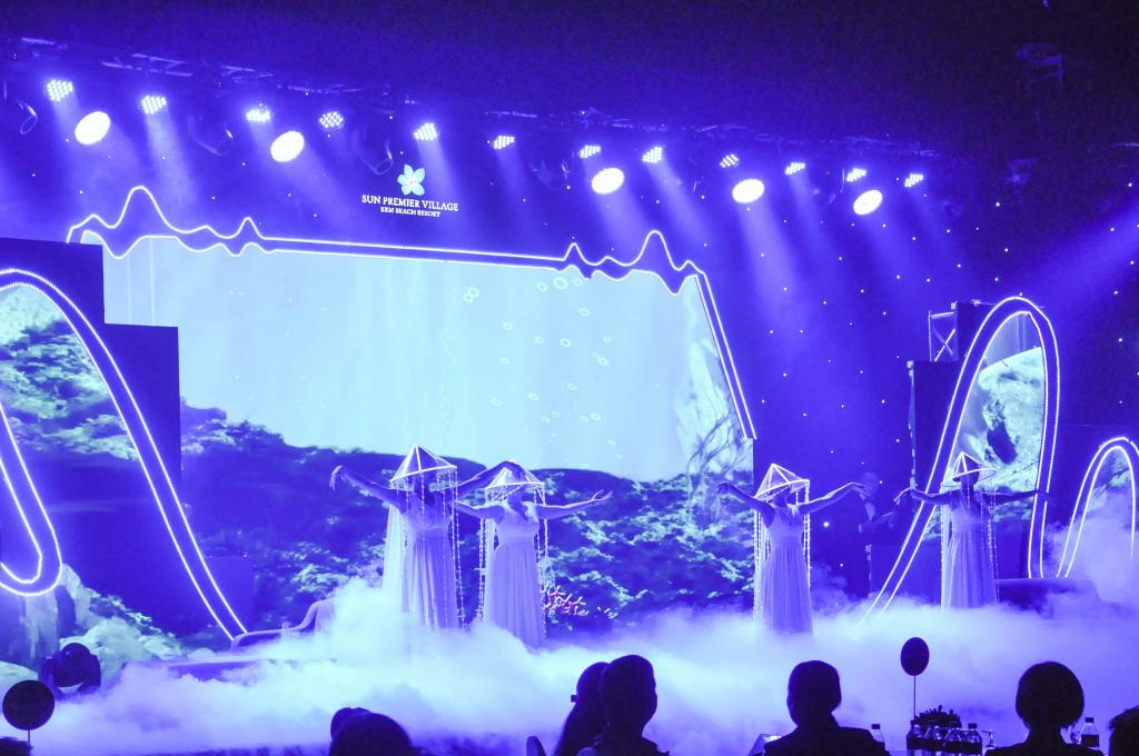 Màn trình diễn tại sự kiện ra mắt Boutique Shophouse Melodia