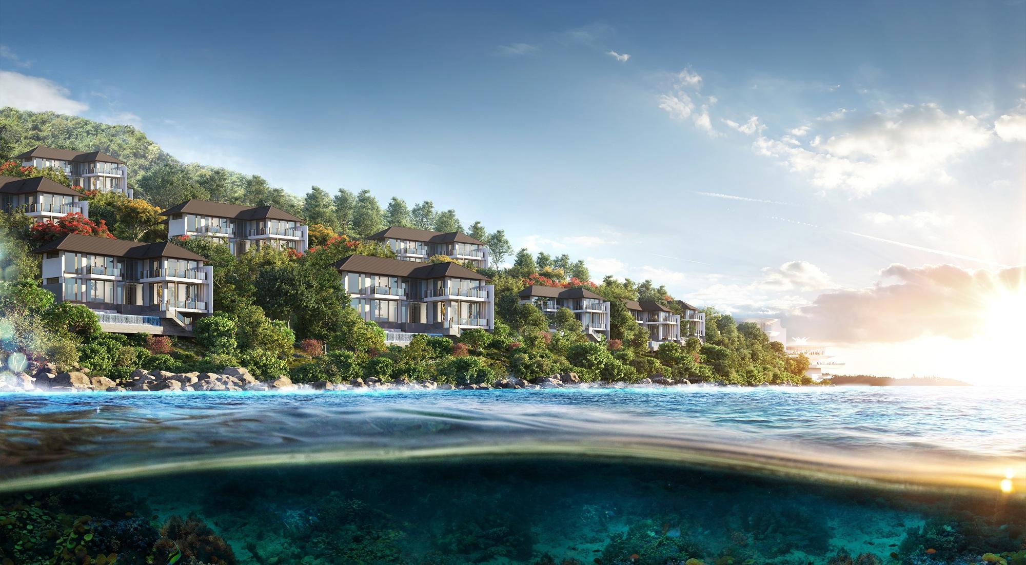 Kiệt tác vượt thời gian The Eden Bay - một sản phẩm của tập đoàn Sun Group