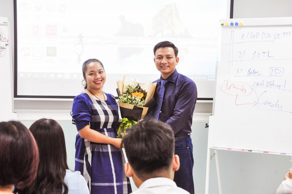 Team Leader - Ms.Phượng
