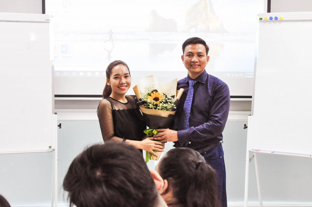 Team Leader - Mrs. Nguyệt