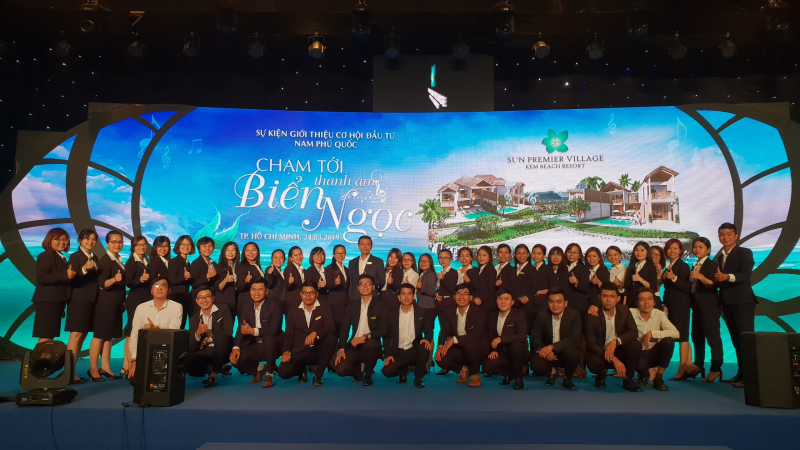 """Nhà Đại Phát tham dự sự kiện Giới thiệu cơ hội đầu tư Nam Phú Quốc """"Chạm tới âm thanh Biển Ngọc"""""""