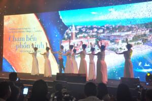 Phần mở màn ấn tượng Sun Group dành tặng quý khách hàng tham dự sự kiện Sun Primier Village Primavera