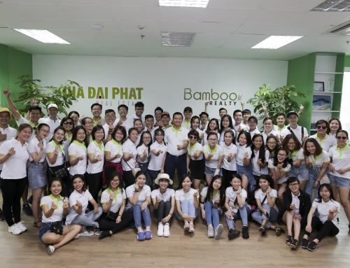 TEAM BUILDING 2019 của NHÀ ĐẠI PHÁT