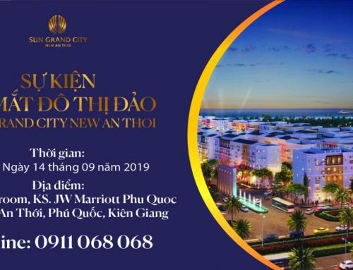 Tiếp nối với thành công ở SK giới thiệu dự án Sun Grand City New An Thoi