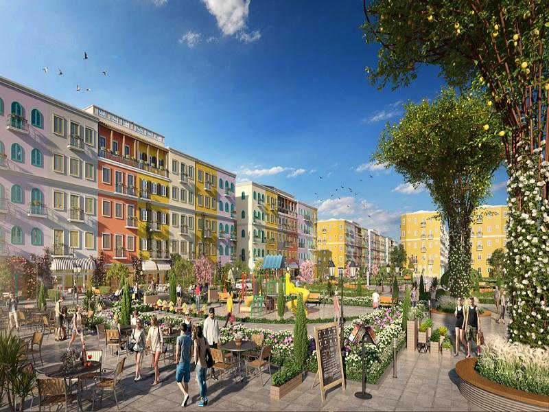 Khả năng kinh doanh vượt trội tại Sun Grand City New An Thới