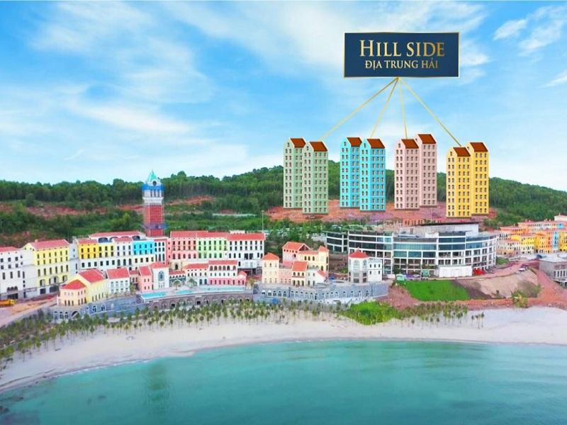 Phối cảnh Hill Side Địa Trung Hải
