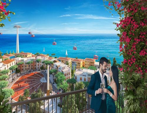 Hillside Sun Group Phú Quốc – căn hộ vàng cho cuộc sống thượng lưu