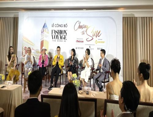 Chasing The Sun – mùa 3 của Fashion Voyage tại Nam Phú Quốc