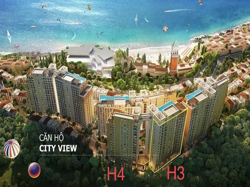 Căn hộ Hillside Residence Phú Quôc
