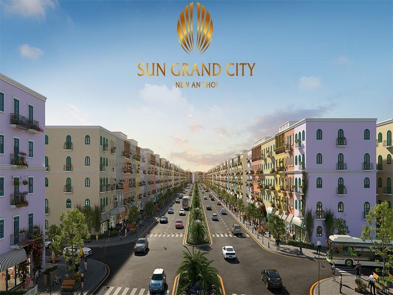 Đô thị Sun Grand City New An Thới