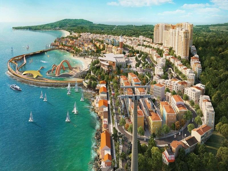 Thị trấn Địa Trung Hải Phú Quốc