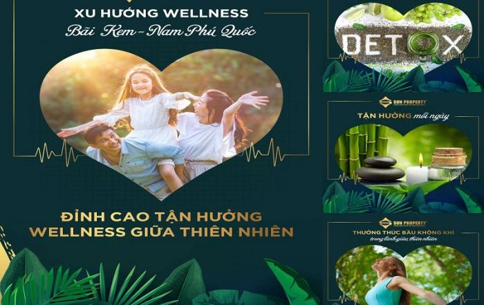 wellness giữa thiên nhiên